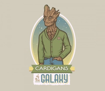 Cardigans of the Galaxy