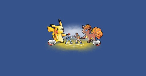 Pokemon Fighters