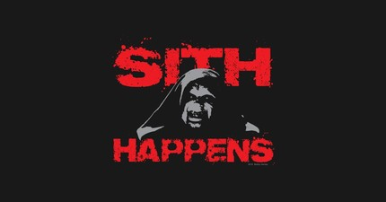 SITH HAPPENS by bobhenley