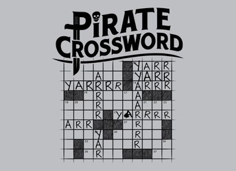 Pirate Crosswords