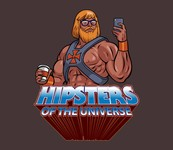 Hipsters of The Universe
