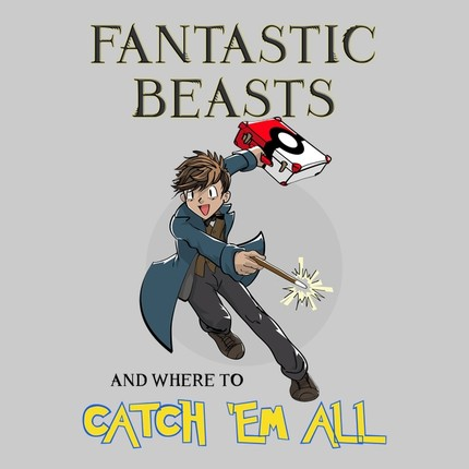 Pokebeast - Fantastic Beasts And Where To Catch 'em All