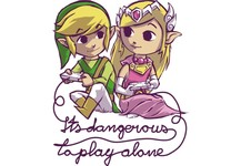 It's Dangerous To Play Alone