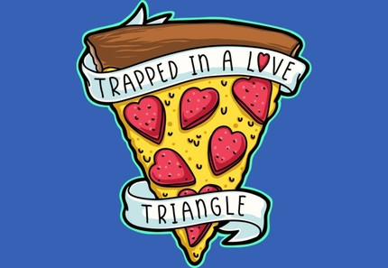 Trapped In A Love Triangle