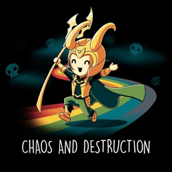 Chaos and Destruction