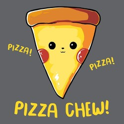Pizza Chew!