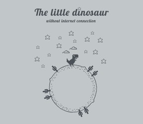 The Little Dinosaur (without internet connection)