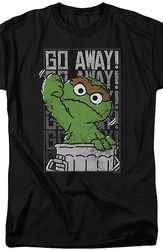 Go Away - Oscar The Grouch