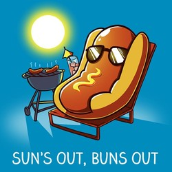 Sun's Out, Buns Out (Hot Dog Buns)