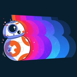 Psychedelic BB-8