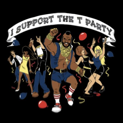 I Support The T Party