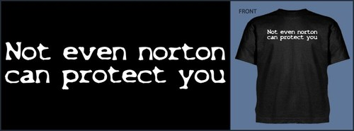 Not Even Norton Can Protect You