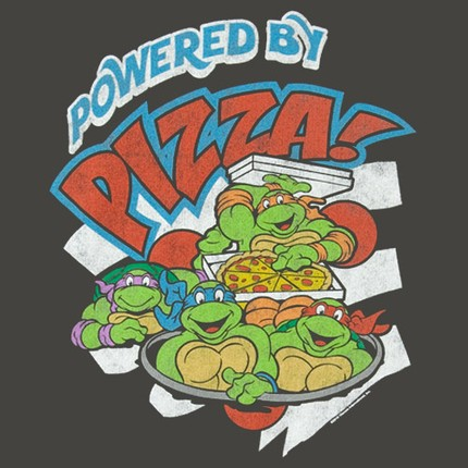 Powered By Pizza