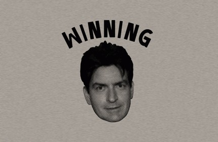 Winning - Live the Sheen Dream