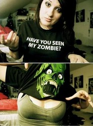 Have You Seen My Zombie?