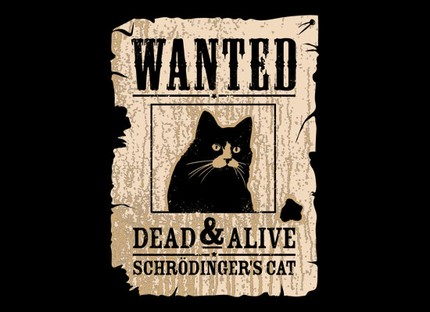 Schrödinger's Cat - Wanted Dead And Alive