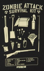 Shaun of the Dead - Survival Kit