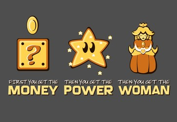 Money, Power, Woman