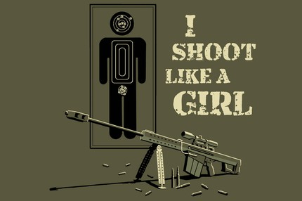 I Shoot Like a Girl