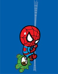 Tokidoki for Marvel Spiderman