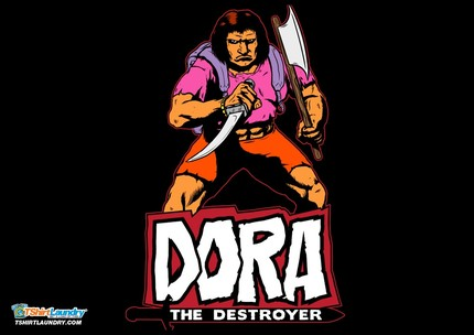 Dora the Destroyer