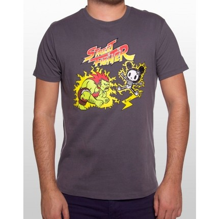 tokidoki x Street Fighter Blanka